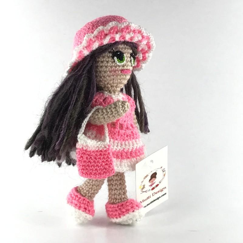 Amigurumi Minik Bebek Tarifi | Amigurumi oyuncak bebek, Bebek ... | 800x800